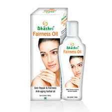 Dhathri fairness oil
