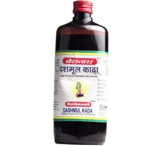Dashmul Kadha or decoction